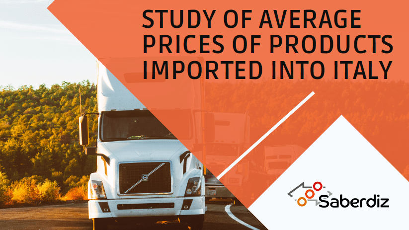 Study Of Average Prices Of Products Imported Into Italy_Saberdiz